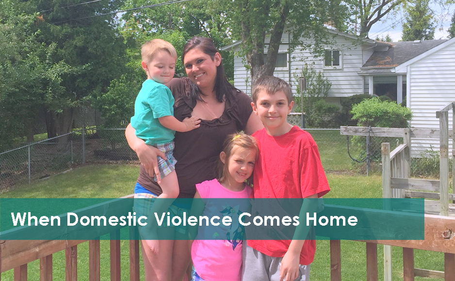 When Domestic Violence Comes Home