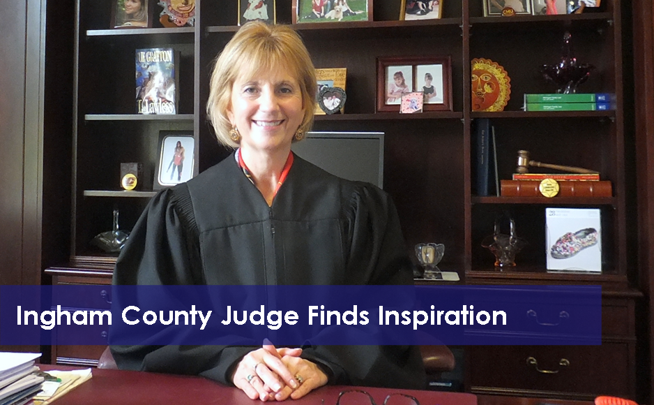 Ingham County Judge Finds Inspiration