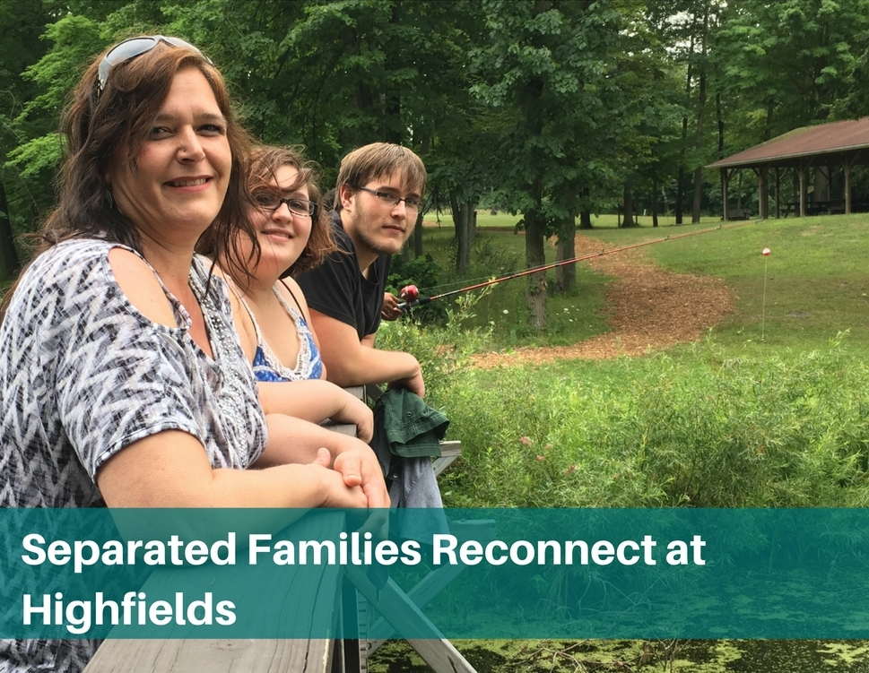 Families Reconnect edited
